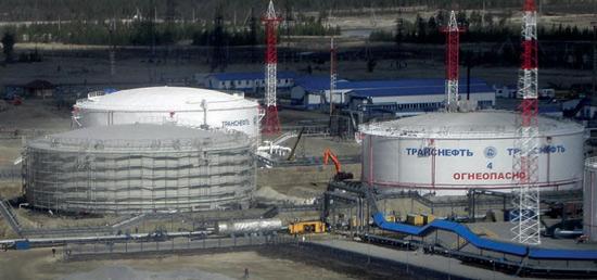 Методы устранения прорыва нефтепровода