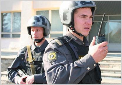 ПензаИнформ - В Пензе определены лучшие сотрудники вневедомственной охраны