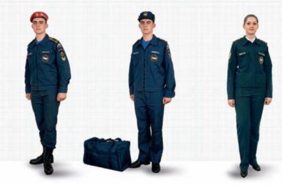 Китель Мчс России Нового Образца - фото 7