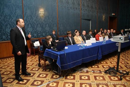 После выступления участников начиналось активное обсуждение экспертов