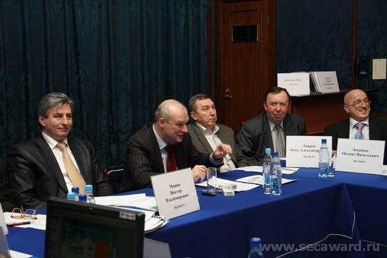 Александр Власов рассказал о церемонии награждения, которая состоится 10 апреля